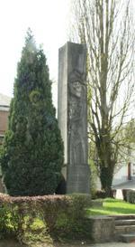 LE MONUMENT DEDIE AUX VICTIMES CIVILES 40-45