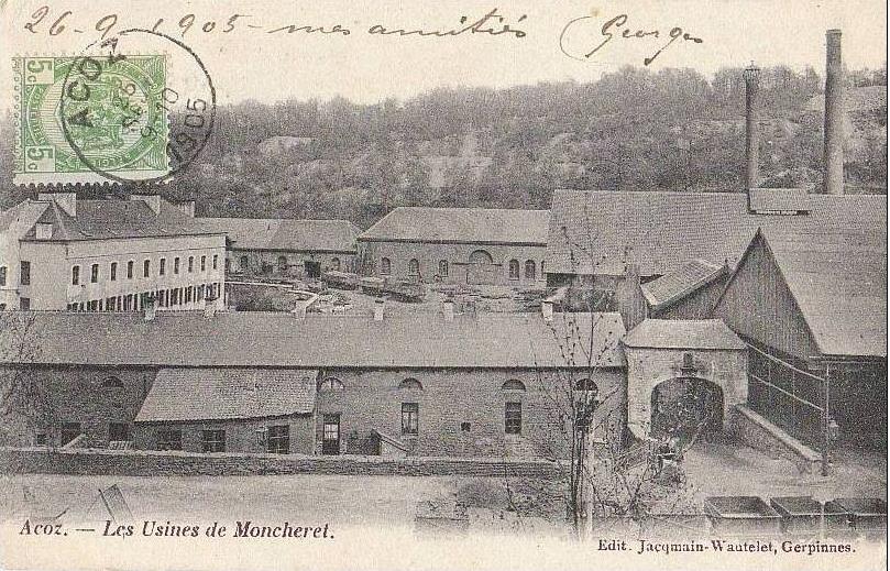 ANCIEN MONCHERET 1905