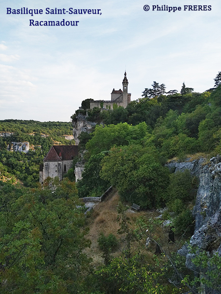 Basilique Saint-Sauveur, Rocamadour 450
