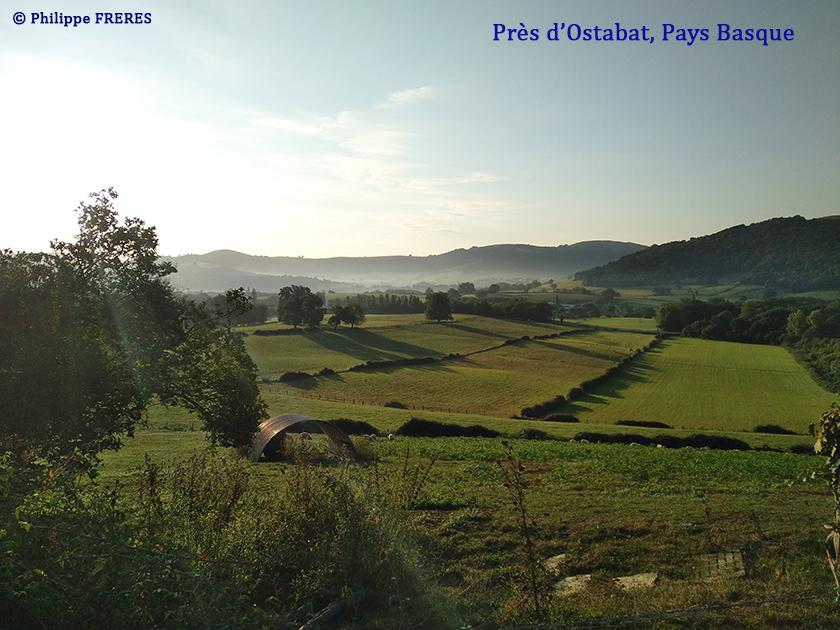 Près d'Ostabat, Pays Basque 840