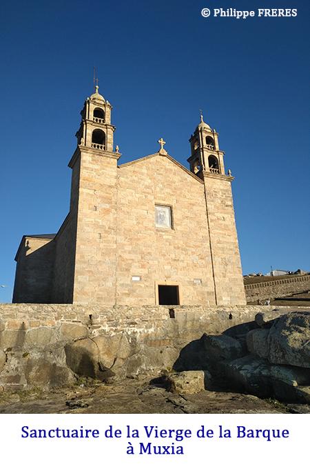 Sanctuaire de la Vierge de la barque à Muxia 450