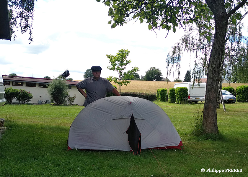 Tente Philippe 840