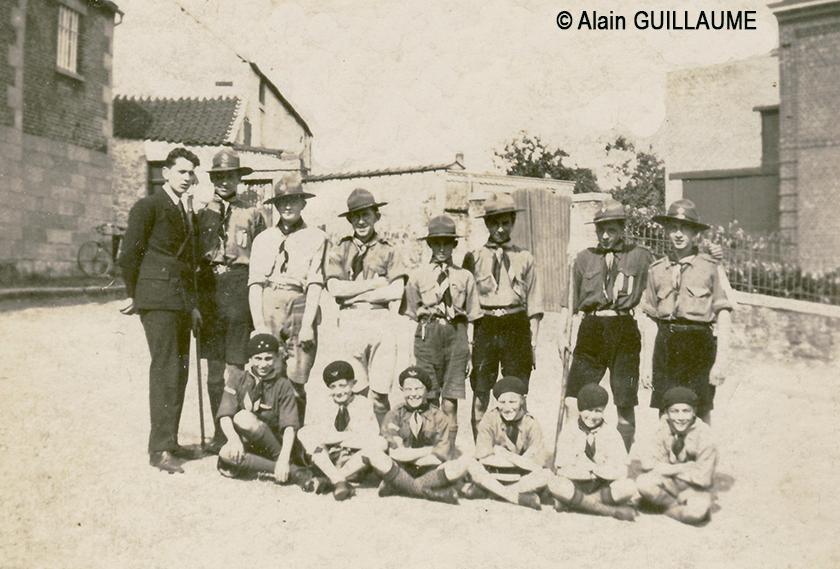 SCOUTS ACOZ 1930-1932 840