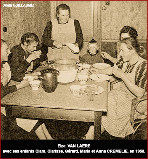 ELZA VAN LAERE 1953 web