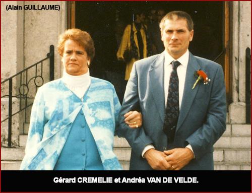 GERARD et Andréa WEB