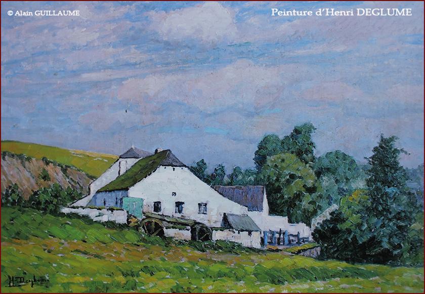 Peinture DEGLUME 1 840
