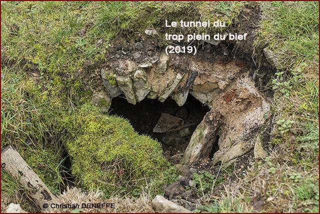 Tunnel trop plein 640