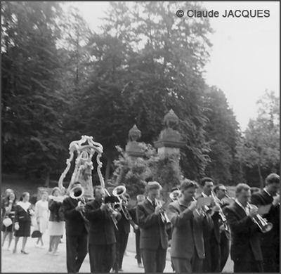 St-Sacrement 1955-60 1 400