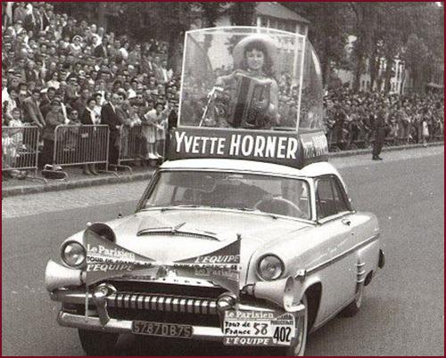 Yvette HORNER web