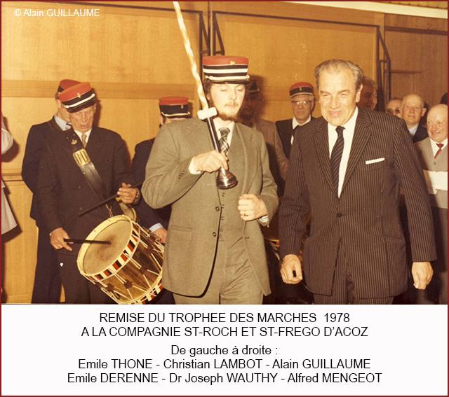 ACOZ REMISE TROPHEE 1978 2 640