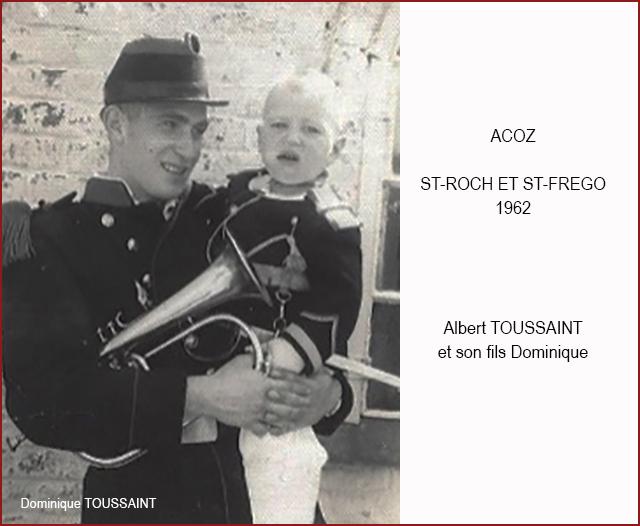 ALBERT ET DOM TOUSSAINT 1962 640