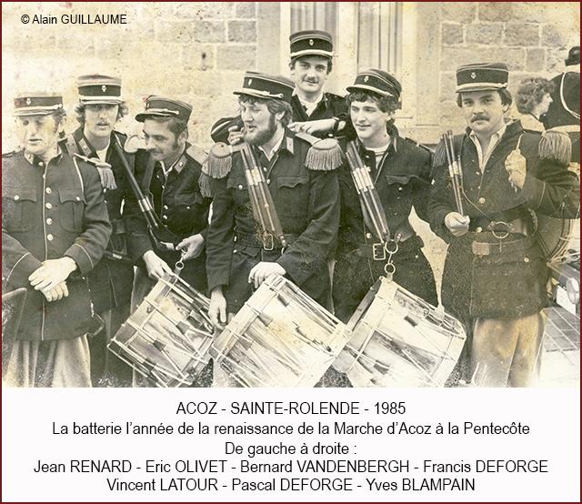 BATTERIE PENTECOTE 1985 640