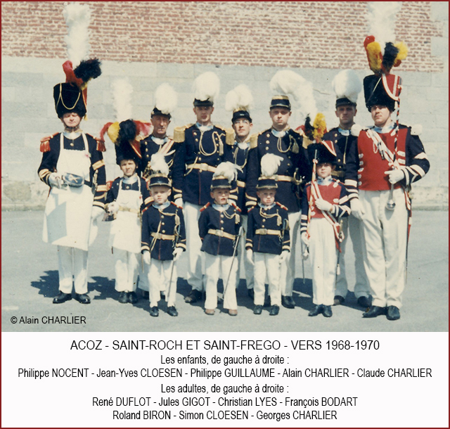 CORPS OFFICE ACOZ VERS 1968-1970 640