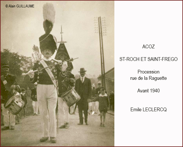 Emile LECLERCQ Raguette 640