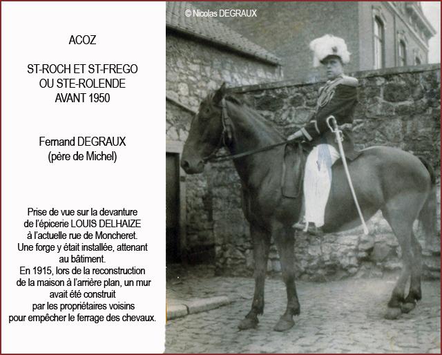 Fernand DEGRAUX avant 1950 640