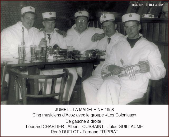 LES COLONIAUX 1958 640