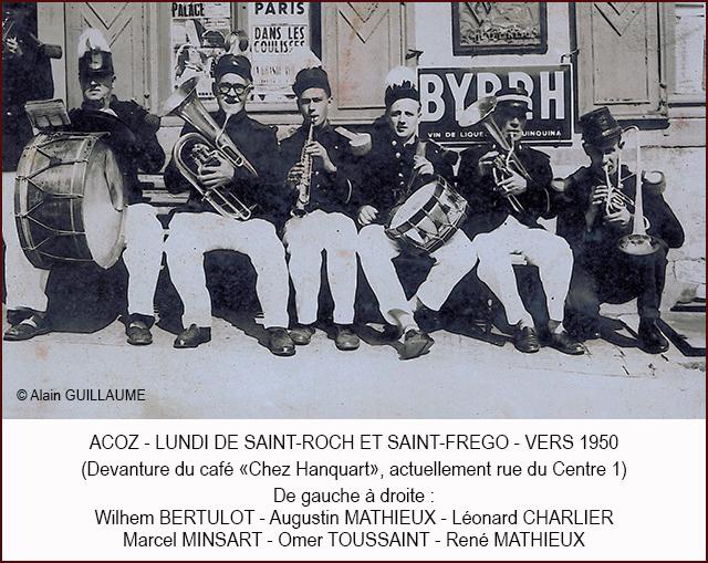 Lundi St-Roch vers 1950 640