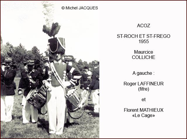 Maurice COLLICHE 1959 St-Roch