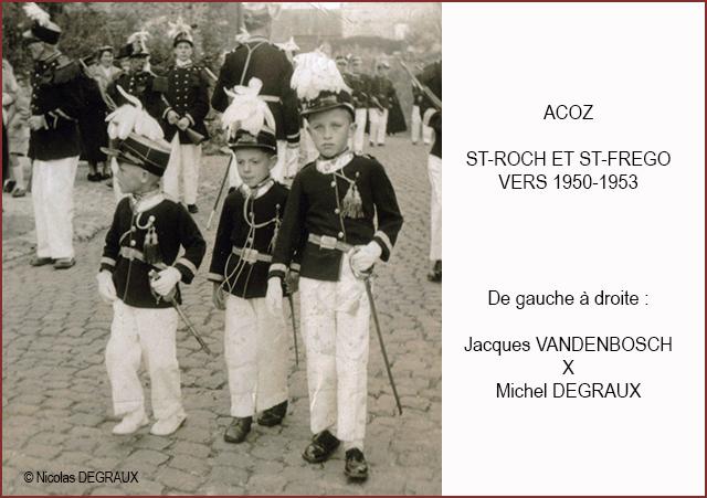 Michel DEGRAUX VERS 1950 640