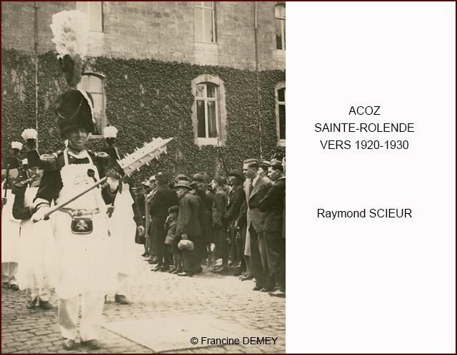 RAYMOND SCIEUR 20-30 640