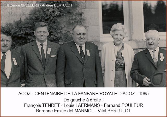 14 Centenaire Fanfare 1965 640