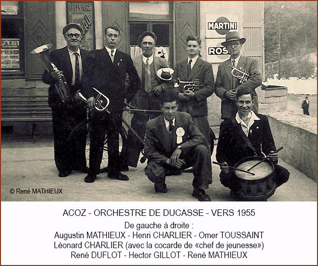 18 Fête d'Acoz vers 1955-1958 640