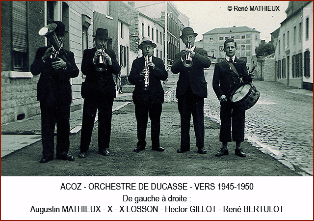 19 Musiciens 1945-1950 640