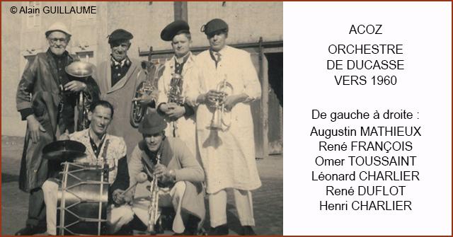21 ORCHESTRE DUCASSE VERS 1960 640