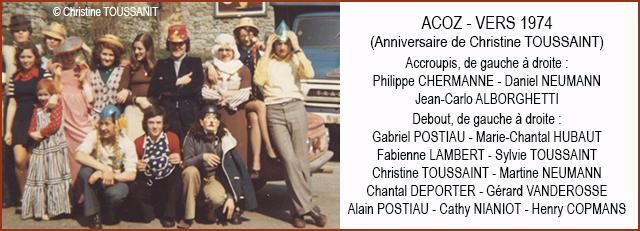39 Anniv Christine Toussaint 640