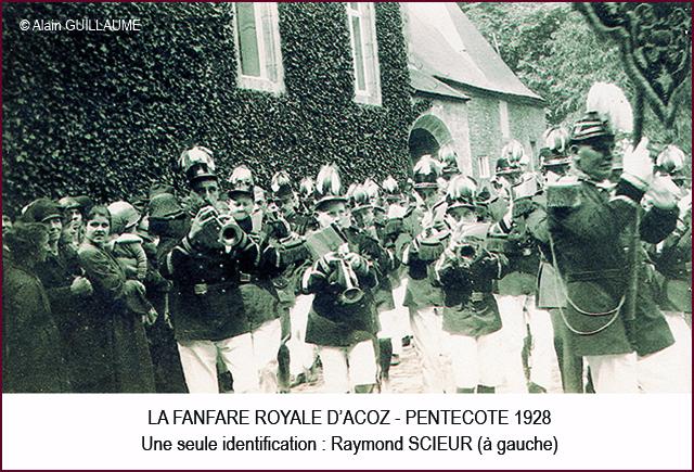 Acoz - Pentecôte 1928 640