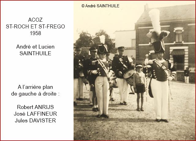 André Lucien SAINTHUILE 1958 1 640