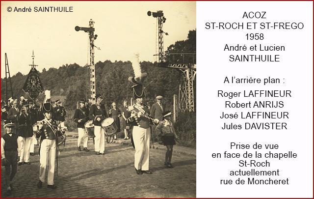 André Lucien SAINTHUILE 1958 2 640