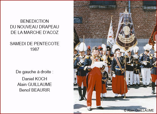 BENEDICTION DRAPEAU 1987 640