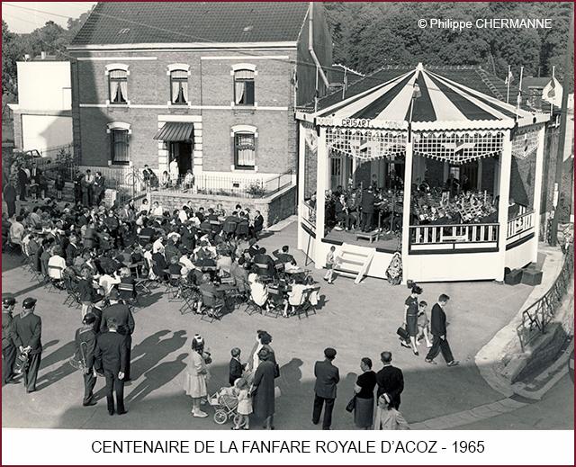 CENTENAIRE FANFARE 1965 640