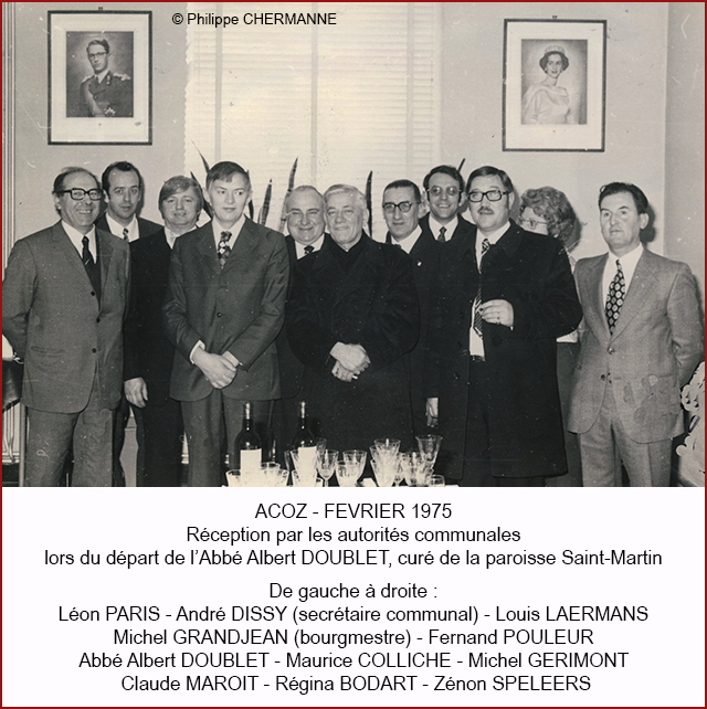 DEPART CURE DOUBLET février 1975 2 640