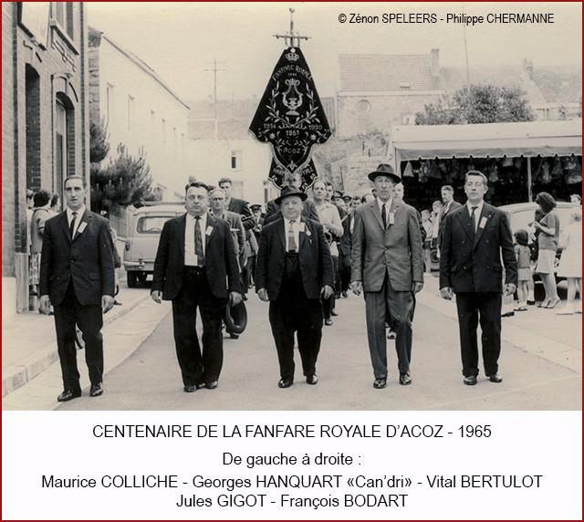 FANFARE 1965 SPELEERS CHERMANNE 640
