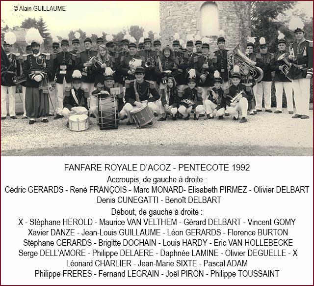 FANFARE PENTECOTE 1992 640