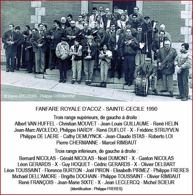 Fanfare Ste-Cécile 1990 640