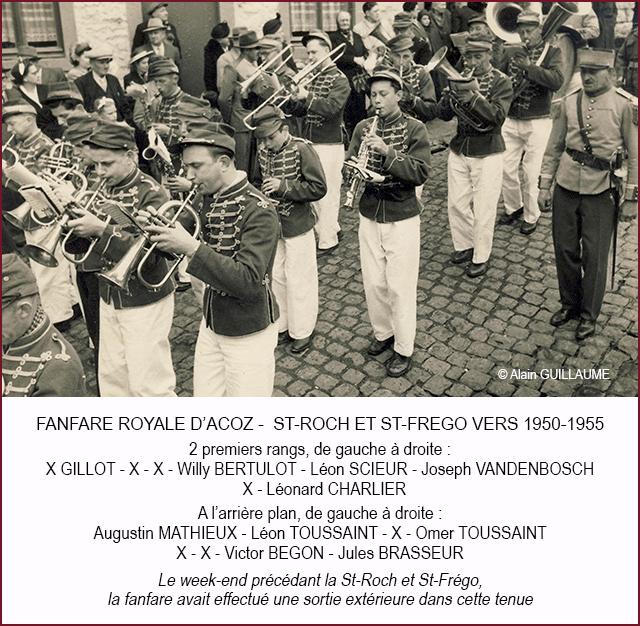 FANFARE VERS 1950-1955 640