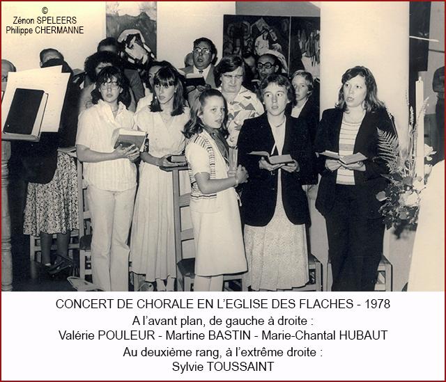 LES FLACHES 1978 CHERM 640