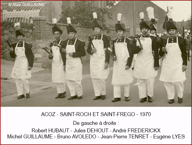 Sapeurs André FREDERICKX 1970 640
