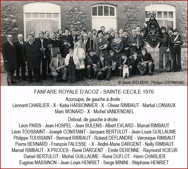 Ste-Cécile 1976 CHER 640