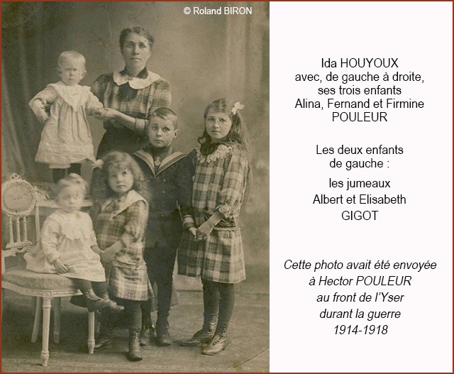 IDA HOYOUX ET FAMILLE 640