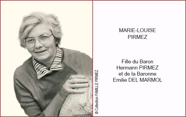 Marie-Louise PIRMEZ 640