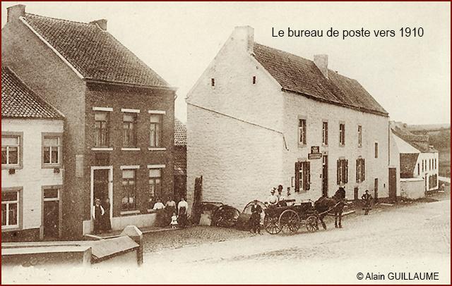 ACOZ, la poste, vers 1910 640