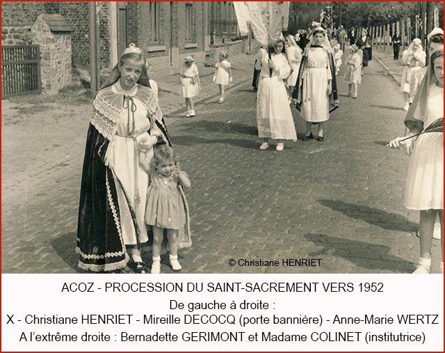 PROCESSION VERS 1952 640