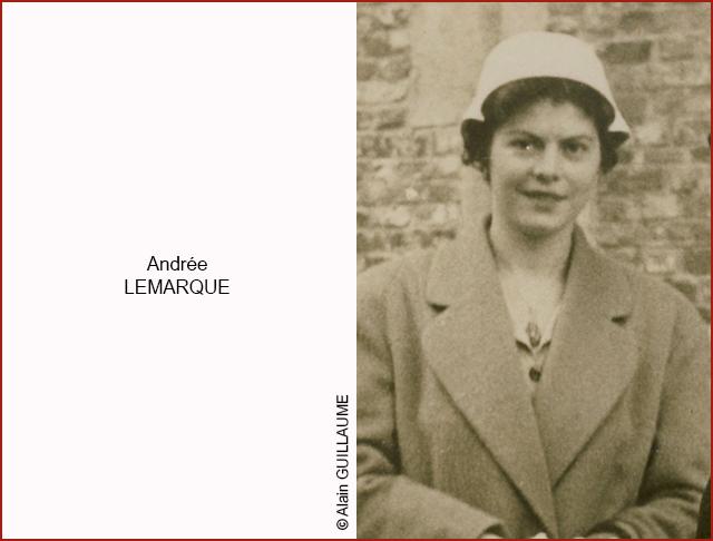 Andrée LEMARQUE 640