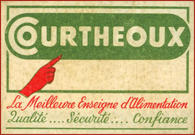 COURTHEOUX 400