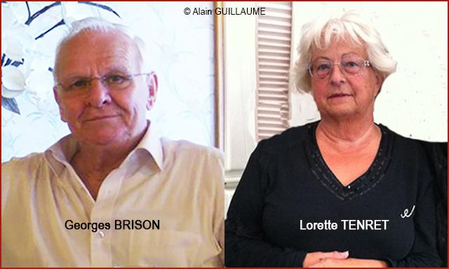 GEORGES BRISON LORETTE TENRET 640