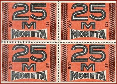 MONETA 400